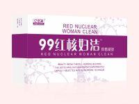 红核妇洁(红核抑菌凝胶)
