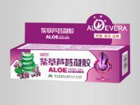 紫草芦荟凝胶