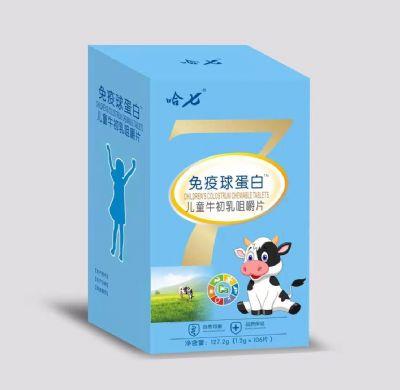免疫球蛋白儿童牛初乳咀嚼片