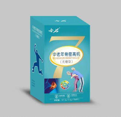 中老年骨密高钙(无糖型)