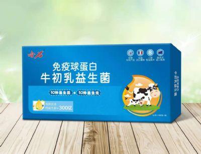 免疫球蛋白 牛初乳益生菌