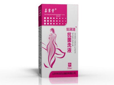 妇润洁抗菌洗液