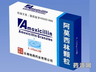 阿莫西林顆粒