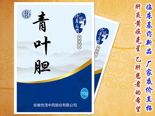 青葉膽-肝炎草(政策扶持 精制小包裝中藥飲片)