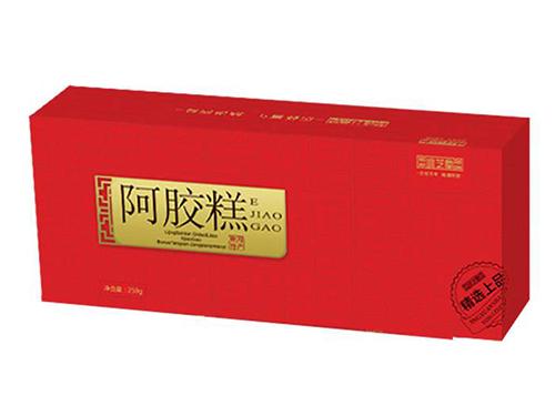 詠芝堂阿膠糕/200克禮盒/