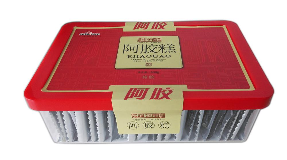 詠芝堂即食阿膠糕500克傳統型