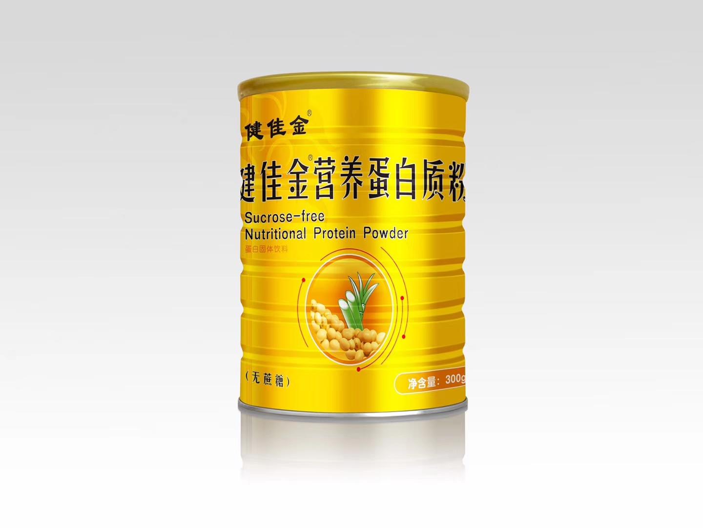 健佳金營養蛋白質粉