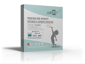 穴位壓力刺激貼-咽扁