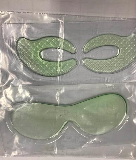 一次性水凝膠眼貼