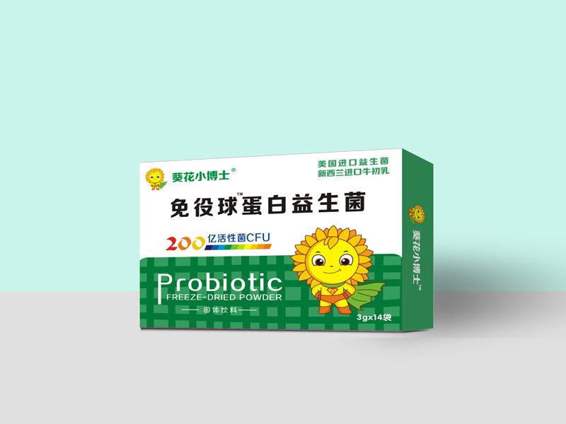免疫球蛋白益生菌