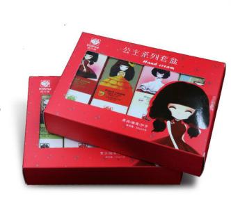 公主系列套盒(護手霜)