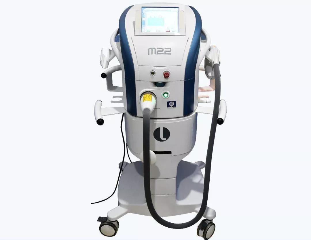 龍晟S-D-1010強脈沖光治療儀