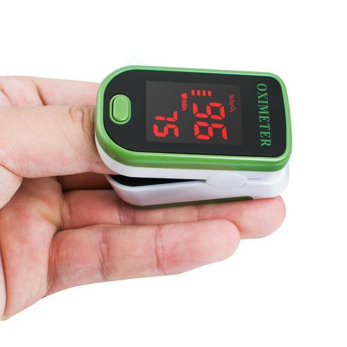 手持式脈搏血氧飽和度儀