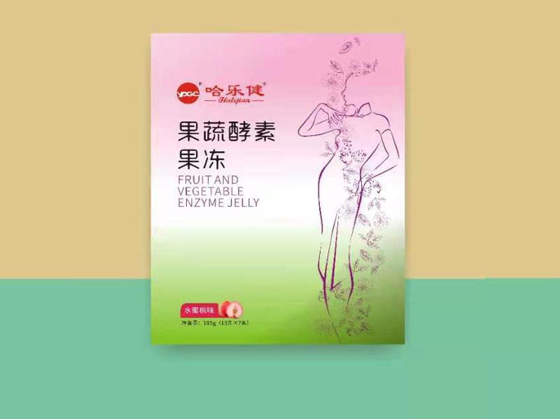 果蔬酵素果冻(水蜜桃味)