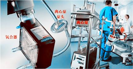 厂商迈柯唯体外膜肺氧合机(离心泵)Rotaflow/Rotaflow with ICU Kit