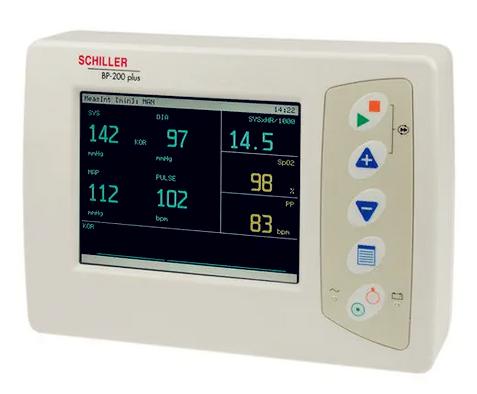 供应瑞士席勒负荷运动血压测试仪BP-200 plus