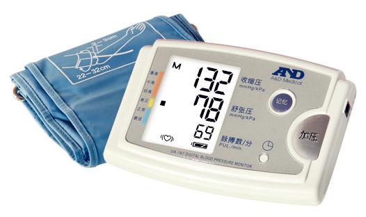 厂商日本AND爱安德医用电子血压计UA-787