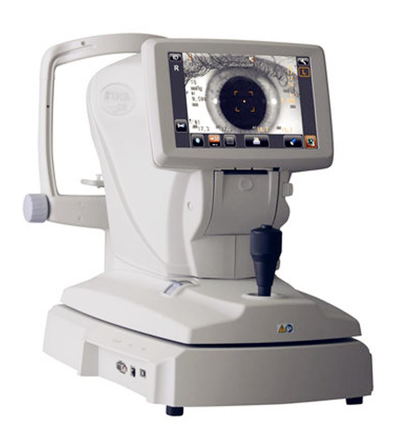 厂商日本拓普康非接触式眼压计CT-800A