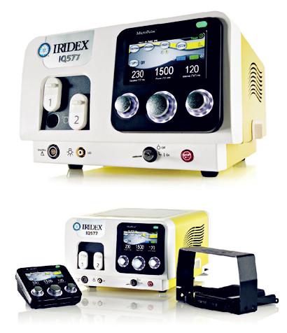 供应美国IRIDEX眼科半导体激光光凝仪IQ577