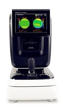 厂商韩国海威驰自动电脑验光仪HRK-8000A