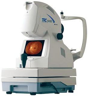 厂商日本拓普康免散瞳眼底照相机TRC-NW8F