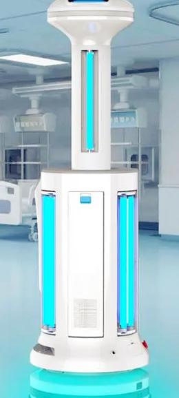 厂商钛米消毒机器人TRD-01/TRD-03