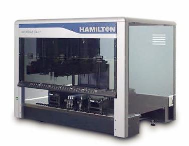 厂家瑞士哈美顿酶免分析加样系统Microlab STAR