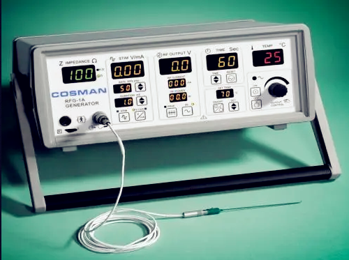 廠商美國考斯曼Cosman射頻消融治療儀RFG-4