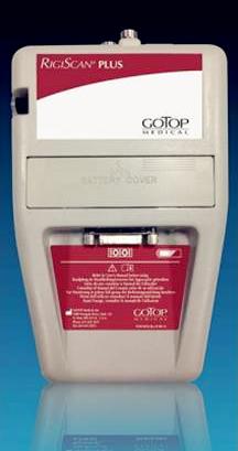 廠家美國高通GOTOP陰莖硬度測量儀RigiScan Plus