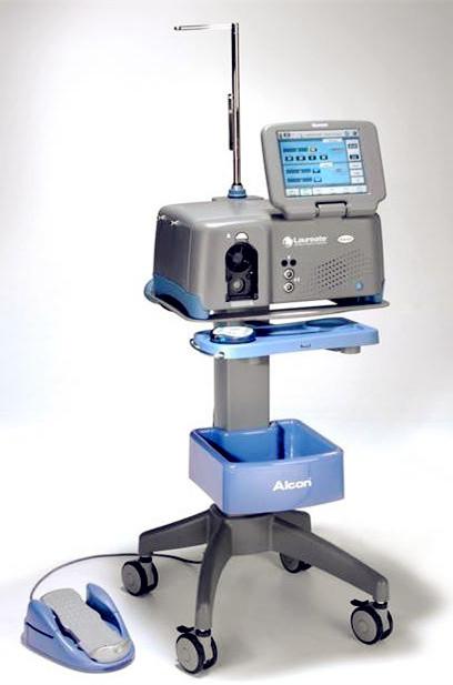 廠商美國愛爾康超聲眼科乳化治療儀Laureate