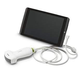 廠家飛利浦便攜式彩色超聲診斷儀Lumify
