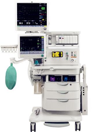 美國GE通用歐美達麻醉系統Aisys CS2