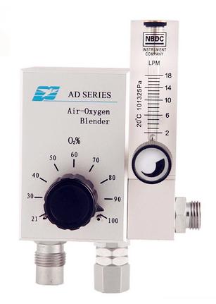 廠家捷銳空氧混合器GMX030-AIR/O2、GMX120-AIR/O2