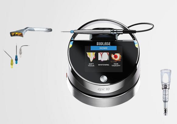 廠商美國Biolase寶鐳適半導體激光治療儀Epic 10